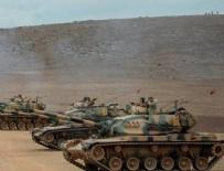 TSK: Birliklerimizi Suriye rejimi vurdu