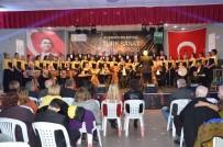 GÜZELÇAMLı - TSM Korosu'nun Güzelçamlı Konseri Beğeni Topladı