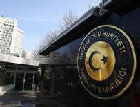 KERBELA - Türkiye Irak'taki terör saldırısını kınadı