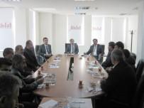 BÜLENT TEKBıYıKOĞLU - Vali Çınar, Taş İşletmecileriyle Bir Araya Geldi
