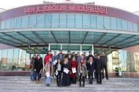 SOLUNUM YETMEZLİĞİ - Van'da 'Çocuklarda İleri Yaşam Desteği' Eğitim