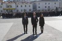 BOZOK ÜNIVERSITESI - Yozgat'ta 24 Kasım Öğretmenler Günü Kutlandı