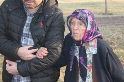 90 yaşındaki kadının başına gelene bak!