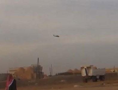 ABD helikopteri PKK ile birlikte savaşıyor