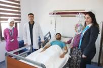KARIN AĞRISI - Adıyaman'da İlk Defa Kolon Kanseri Ameliyatı Yapıldı