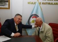 MEHMET SIYAM KESIMOĞLU - Ahmet Amcanın Atatürk Evi'ne Bağışı Duygulandırdı