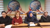 ŞİDDET MAĞDURU - AK Parti'den Kadına Yönelik Şiddete Karşı Mücadele Ve Uluslararası Dayanışma Günü Açıklaması