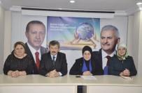 UYGARLıK - AK Parti Kadın Kolları Kadına Şiddeti Kınadı
