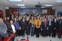 ŞİDDET MAĞDURU - AK Parti'li Kadınlardan Kadına Şiddete Tepki