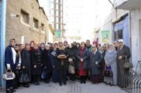 ŞİDDET MAĞDURU - AK Partili Kadınlar, 'Şiddeti Önlemek Bizim Elimizde'