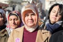 AK Partili Kadınlardan Şiddet Bildirisi