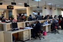 İNTERNET SİTESİ - Akdeniz Belediyesi'nde Vezneler Hafta Sonu Da Açık Olacak