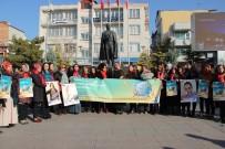 UYGARLıK - Aksaray'da AK Partili Kadınlardan Basın Açıklaması