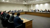 YURTDIŞI TÜRKLER VE AKRABA TOPLULUKLAR - Avrasya Düşünce Kuruluşları Temsilcileri Cumhurbaşkanlığını Ziyaret Etti