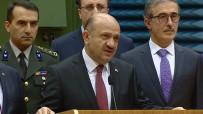 MILLI SAVUNMA BAKANı - Avusturya'nın Silah Ambargosu Kararına Yanıt