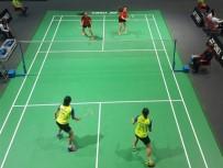 Badmintoncular Şampiyonaya Damga Vuruyor