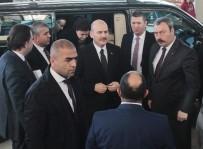 ADANA VALİSİ - Bakan Soylu, Saldırıda Yaralananları Ziyaret Etti