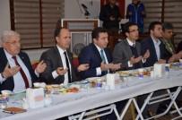 SOSYAL DEMOKRAT - Başkan Bakıcı AK Parti Kasım Ayı İstişare Toplantısında Projelerini Anlattı