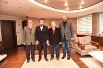 KALİFİYE ELEMAN - Başkan Doğan, Kocaeli Lokantacılar Odası'nı Ağırladı