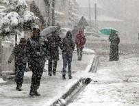 HAVA SICAKLIKLARI - Beklenen kar geliyor