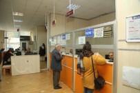 AKSAKAL - Belediyelerde Vezneler Hafta Sonu Açık