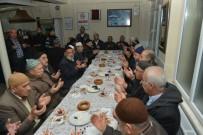 ALINUR AKTAŞ - 'Bereket Sofrası' Yeni Cami'de Kuruldu