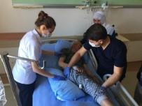 BAKIM MERKEZİ - Besni Devlet Hastanesinde Basınç Ülseri Hakkında Bilgilendirmeler Yapıldı