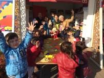 İSTANBUL TEKNIK ÜNIVERSITESI - Beyoğlu'nda 15 Bin Öğrenci Bilimle Tanıştı