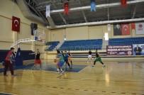 BASKETBOL KULÜBÜ - Bilecik Belediyespor Basketbol Kulübü, Aydın Deplasmanının Hazırlıklarını Tamamladı