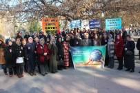 Çankırı'da Kadına Şiddete 'Hayır' Dediler