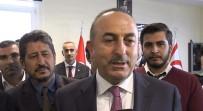 MUSTAFA AKINCI - Çavuşoğlu Açıklaması Sonuç Çıkmazsa B Planını Görüşürüz
