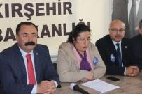 YıLMAZ ZENGIN - CHP Kadın Kolları Başkanı Necla Yenidünya Açıklaması