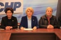 KADIN HAREKETİ - CHP Kadın Kolları Başkanı Tuncer Açıklaması 'Umut Var Biz Varız Diyoruz'