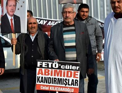 CHP'li başkandan Celal Kılıçdaroğlu'na ölüm tehdidi