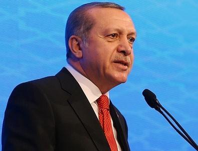 Erdoğan: Daha ileri giderseniz sınır kapılarını açarız