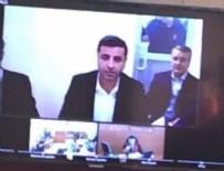 Demirtaş'ın cezaevinden ilk görüntüsü
