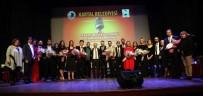 TÜRK HALK MÜZİĞİ - Dragos Musiki Derneği THM Ödüllü Ses Yarışması Sonuçlandı