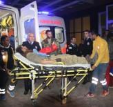 YARALI ASKERLER - El Bab Operasyonunda Yaralanan Askerler Kilis'e Getiriliyor