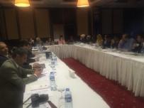 EYLEM PLANI - Erzurum'da 'Aile İçi Şiddetle Mücadele' Projesi