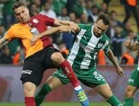 HAKAN BALTA - Galatasaray'dan 3 gollü galibiyet
