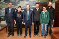 CUMHURİYET ALTINI - Hakkari'de Altın Ödüllü Satranç Turnuvası