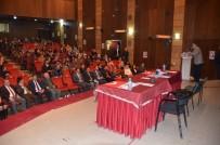 KADINA KARŞI ŞİDDET - Iğdir'da 'Kadına Yönelik Şiddet' Konulu Konferans