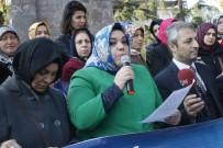 ŞİDDET MAĞDURU - Kadına Yönelik Şiddeti Kınadılar