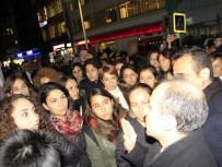 BELEDIYE İŞ - Kadınların Yürüyüşüne OHAL Engeli