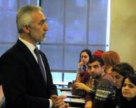 KAĞITHANE BELEDİYESİ - Kağıthane Belediye Başkanı Fazlı Kılıç, Nişantaşı Üniversitesinde