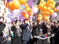 AYŞE KILIÇ - Kahramanmaraş'ta 'Kadına Şiddete Hayır' Etkinliği