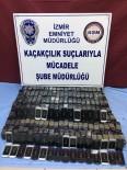ANDROİD - Kargo Teslim Kaçak Cep Telefonları Ele Geçirildi