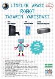 ALTıNOK ÖZ - Kartal Belediyesi'nden Liselerarası Robot Tasarım Yarışması