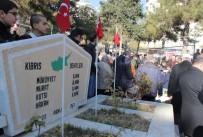 TIP ÖĞRENCİSİ - Katledilen Eşi Ve Çocuklarının Yanına Defnedildi