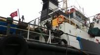 ŞÜPHELİ PAKET - Kepez Limanı'nda Terör Tatbikatı